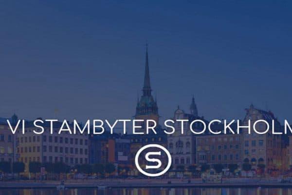 Stambyte Årsta