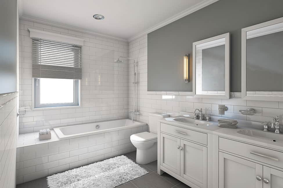 Stambyte badrum