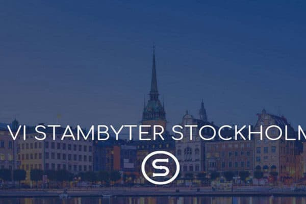 Stambyte Nynäshamn